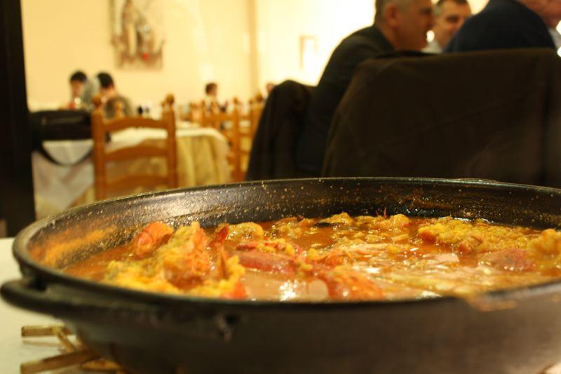 comida valenciana