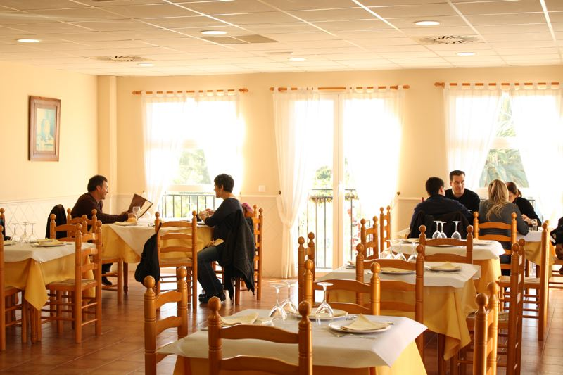 restaurante ravatjol en el palmar