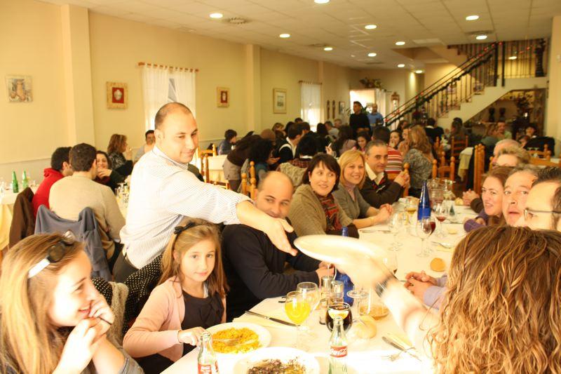 restaurante comuniones el palmar